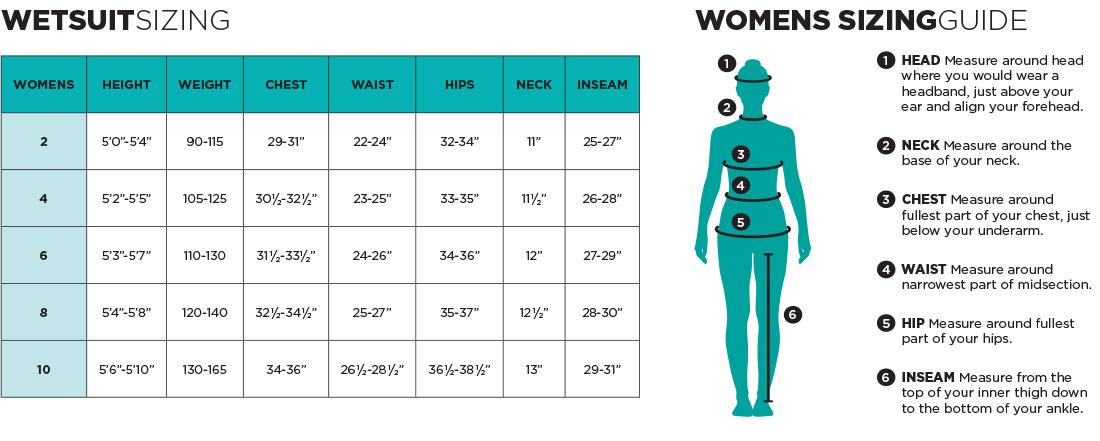 RideEngine-Wetsuit-Womens-Chart