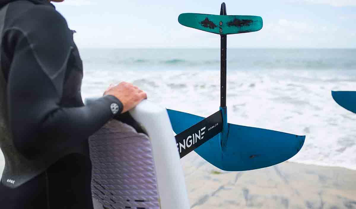 ride engine futura surf foil