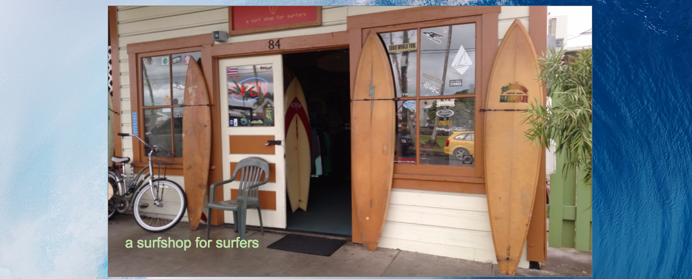 Hilo Surfboards