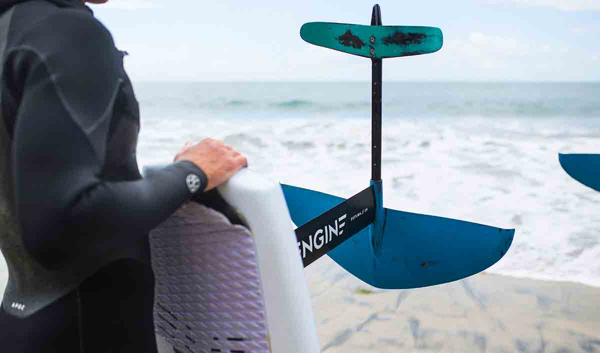 ride engine futura surf foil